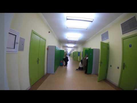 Avropa Azərbaycan Məktəbi/ European Azerbaijan School - GoPro Hero 4 timelapse 2016