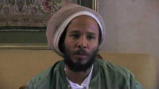 Ziggy Marley speaks on Marijuana Man
