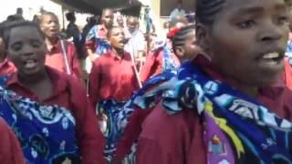 Luhwaji choir Itengenezeni njia
