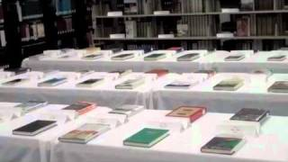 Overton Memorial Library Honors Evening