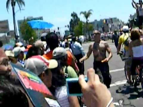 Diversity  TV covers the 2009 SAN DIEGO PRIDE July 718