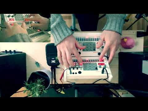 VOLCA SAMPLE TWIN JAM - LO FI AMBIENT HIP HOP