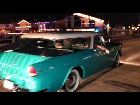 Christmas Boat Parade(Partial)Huntington Harbour