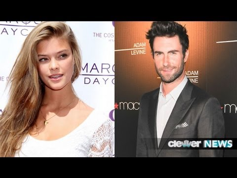 maroon 5 singer dating victoria's secret