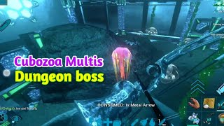Ark mobile | Cubozoa Multis dungeon boss