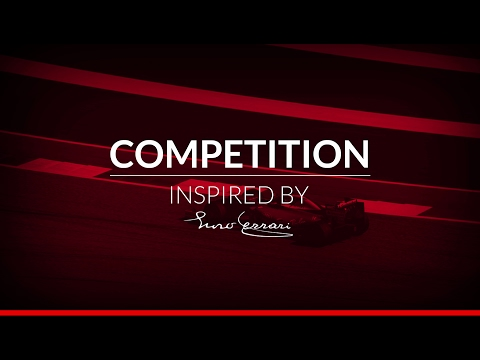Competition - Inspired by Enzo Ferrari
