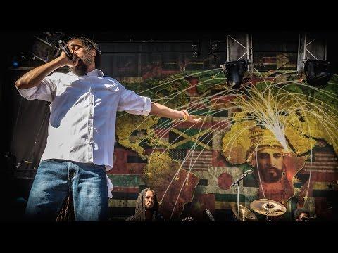 "Damian ""Jr. Gong"" Marley - ""More Justice"" - Mountain Jam 2014"
