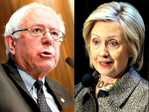 Bernie Sanders Vs Hillary Clinton Struggle Reflected In Dem Platform