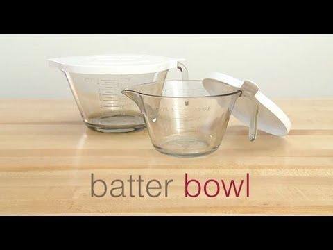 Batter Bowls - YouTube