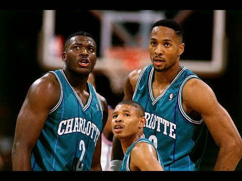 "Top 10 Plays from the ""Classic"" Charlotte Hornets"