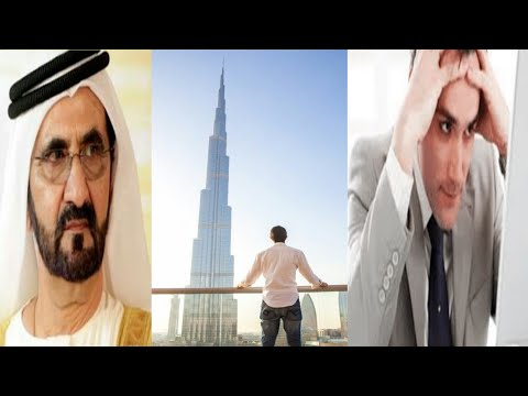 Dubai: White-Collar Recession Crisis Ripples Through Dubai's Economy