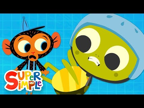 Young Turtle's Topsy-Turvy Bicycle Trouble | Cartoon For Kids