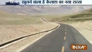 New Route to Kailash Mansarovar from Delhi by Car