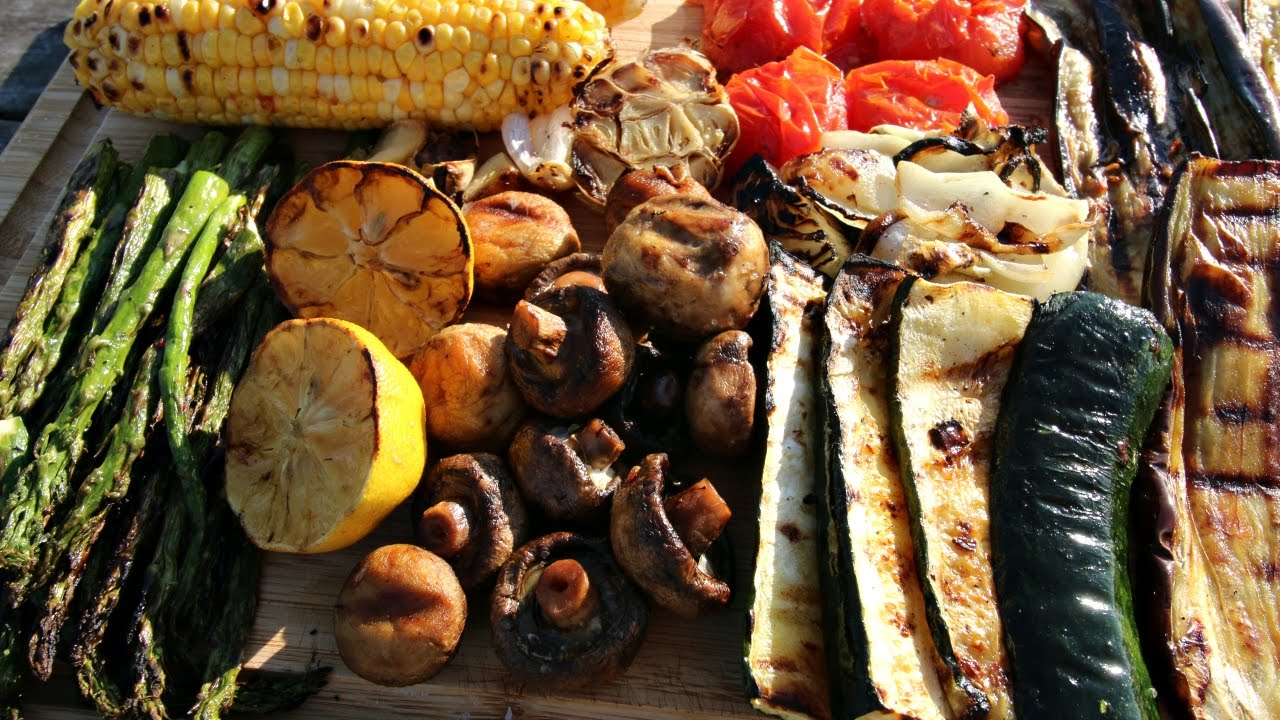 How to BBQ: Vegetables