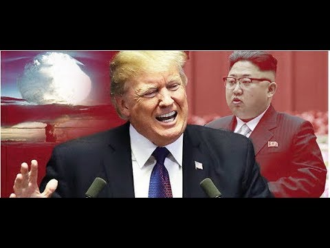 """NORTH KOREA DEMANDS USA REMOVE """"LUNATIC OLD MAN"""" DONALD TRUMP OR FACE """"ABYSS OF DOOM""""!"""
