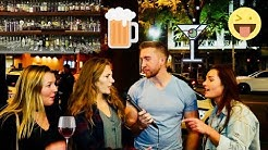 Should Guys Buy Girls Drinks at the Bar?
