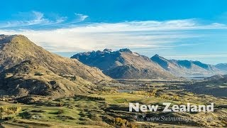 New Zealand Time Lapse + Video (HD)