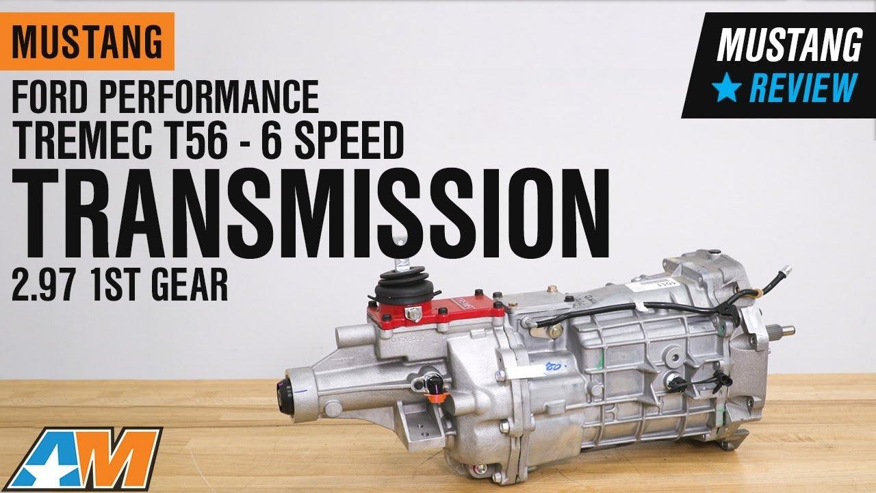 Ford Performance TREMEC T56 6-Speed Transmission - 2 97 1st Gear