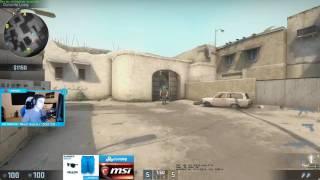 Shroud Plays Rank S 20161108 Dust 2