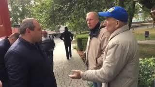 В Ужгороді борються за набережну