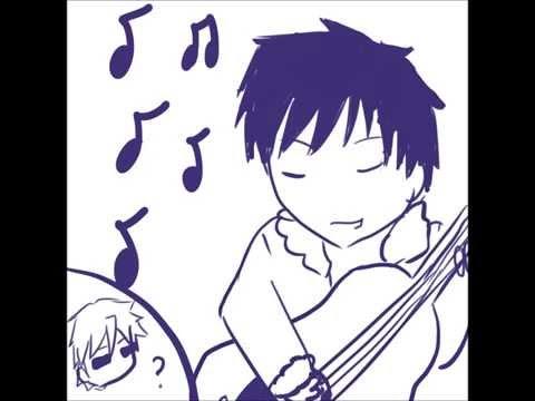 Izaya sings to Shizu-chan~
