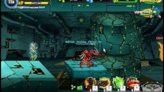 Ben 10 Omniverse:Rise of Heroes V2.0 Latest Updates