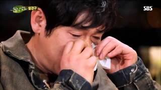 송윤아 자필편지 설경구 오열, 힐링캠프 86회