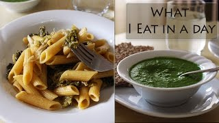 COSA MANGIO IN UN GIORNO #1 // What I eat in a day