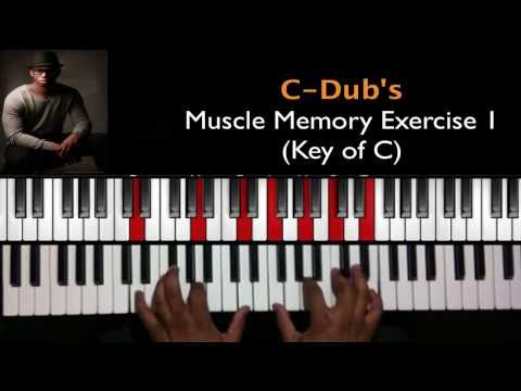 CDubs Muscle Memory Exercise 1 of 12