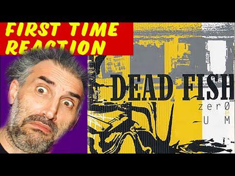 Dead Fish - Zero E Um - First Time Reaction - Brazilian New Punk