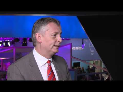 CES 2017: Ulf Ewaldsson, talks 5G and more at CES 2017