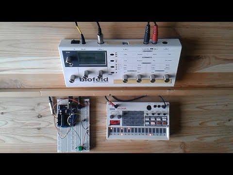 Far North Station - Berlin School Experiment With Korg Volca Sample, Arduino & Waldorf Blofeld