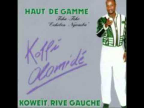 Papa Bonheur Koffi Olomidé