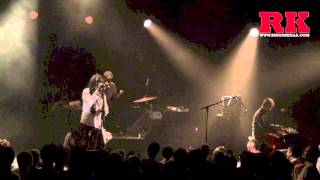 Winston Mc Anuff & Fixi live at La Clef (France - 27 sept. 2013)