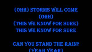 New Edition   Can You Stand The Rain Lyrics