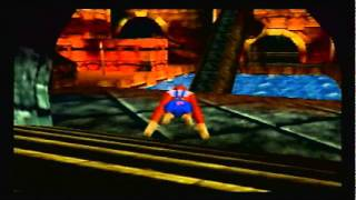 Donkey Kong 64 [N64] Walkthrough 100% Part 11 - Angry Aztec Lanky Kong thumbnail
