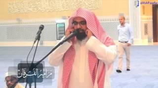 أروع ما قد تسمعه في حياتك .. أذان من الشيخ ناصر القطامي