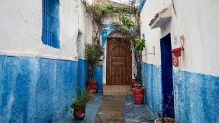 Getting lost in Rabat - Morocco Episode 02