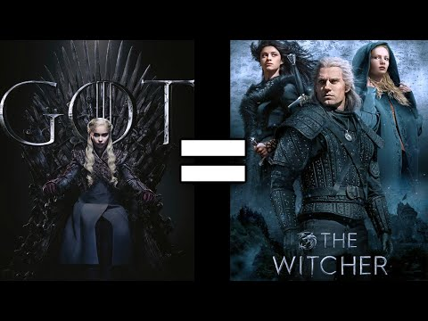 24 Reasons Game Of Thrones & The Witcher Are The Same TV Show