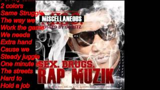 Same Struggle (Lyrics)- Miscellaneous Ft JellyRoll & J-1