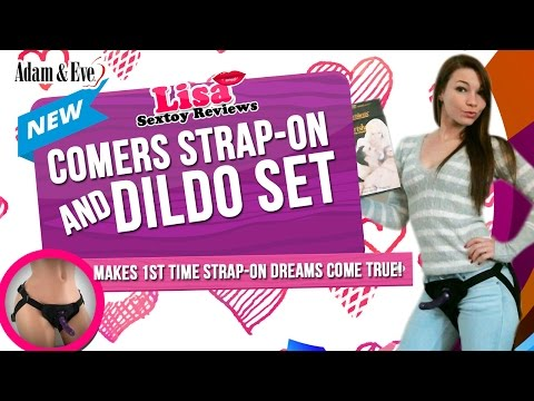 Beginners Strap-On Dildo Review: New Comers Harness & Dildo Kit - Make Your Pegging Fantasies Happen