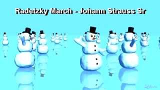 Radetzky March &  Johann Strauss Sr.