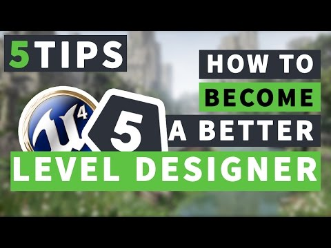 How to Become a Better Level Designer!