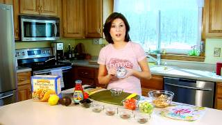 Cooking With Alicia Rossman - Fish Tacos