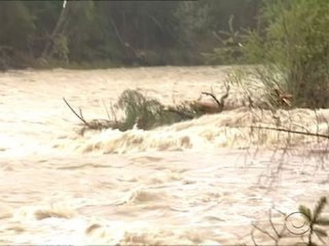 Balkan floods pose threat of unearthed landmines