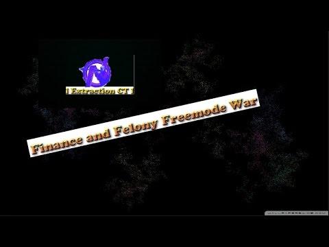 (GTA 5 Online) Finance and Felony DLC | Freemode War