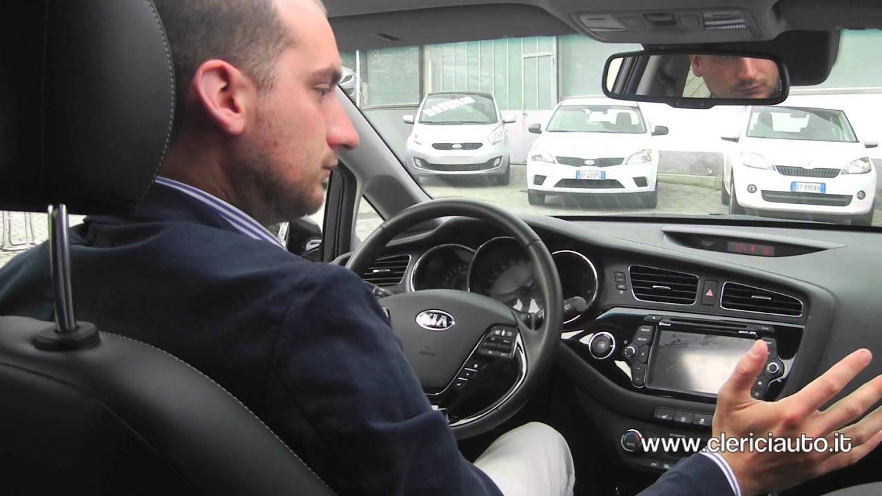 Kia Sorento: Operation of the rear parking assist system