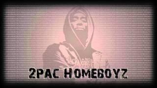 2pac Homeboyz(mp3+Download)