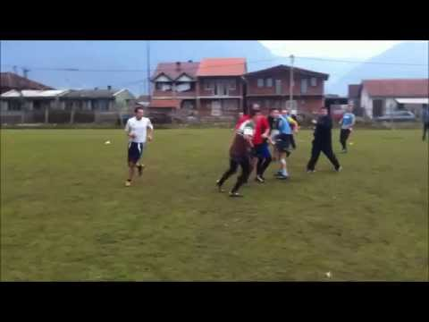 Training of amateur Rugby Clubs in Kosova