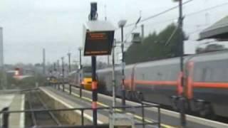 Class 43 High Speed Train GNER HST 125